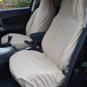 Universal Front Seat Covers – Plain (All Models)