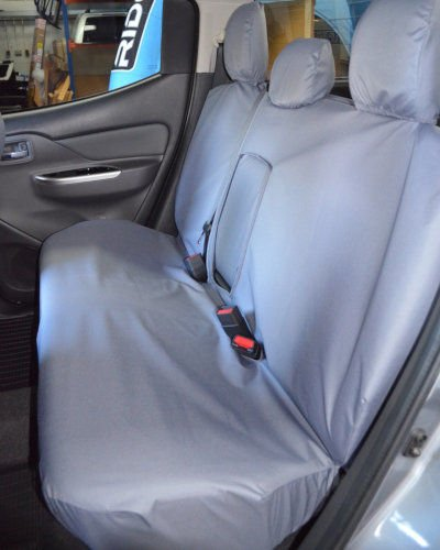 Fiat Fullback Back Seat Cover