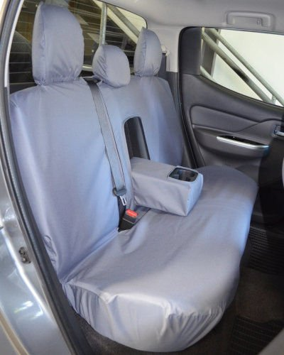 Fiat Fullback Rear Seat Cover