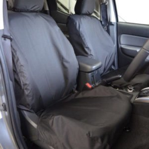 Fiat Fullback Seat Covers – Tailored (2016-2019)