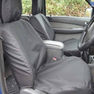 Ford Ranger Seat Covers – Tailored (1999 to 2006)