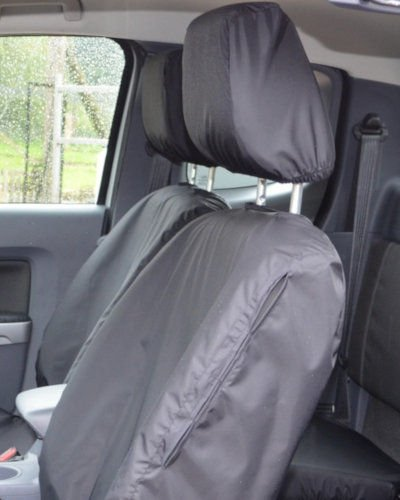 Ford Ranger Seat Covers Airbag Compatible 2012 on