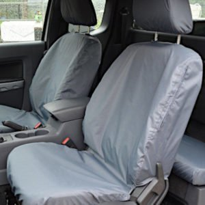 Ford Ranger Seat Covers – Tailored (2012 to Present)
