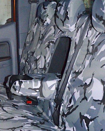 Ford Ranger Wildtrak Armrest Cover