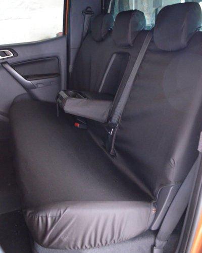 Ford Ranger Wildtrak Back Seat Cover