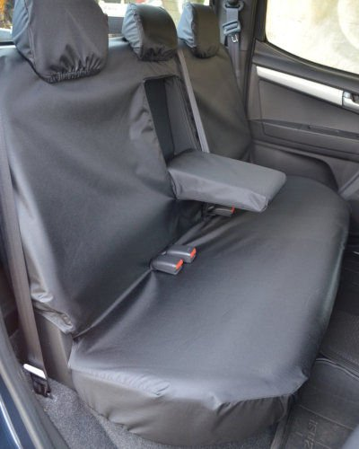 Isuzu D-Max Back Seat Cover