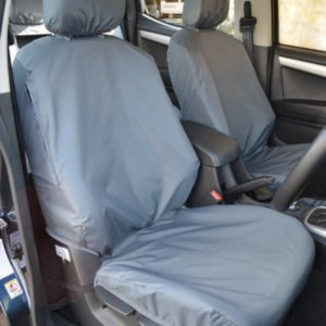 Isuzu D-Max Seat Covers – Tailored (2012 to Present)