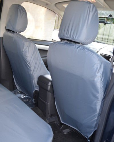 Isuzu D-Max Tailored Seat Covers