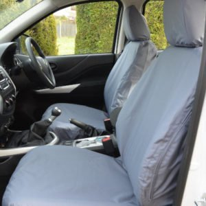 Mercedes-Benz X-Class Seat Covers – Tailored