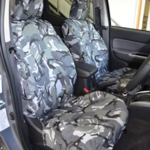 Mitsubishi L200 Seat Covers – Tailored (2015 to Present)