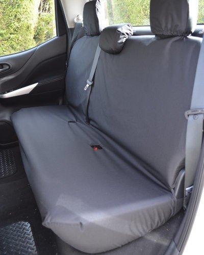 Nissn Navara NP300 Rear Seat Covers