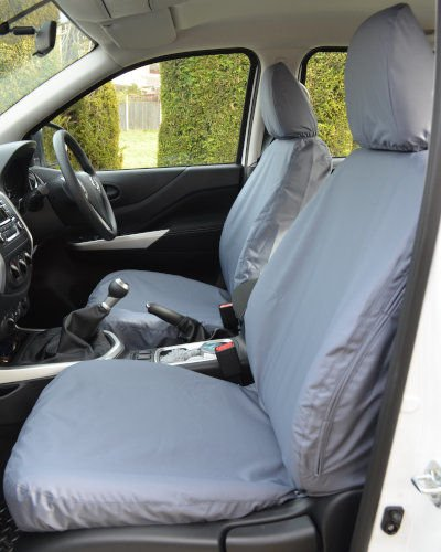 Nissn Navara NP300 Front Seat Covers