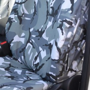 Nissan Navara NP300 Seat Covers – Tailored (2016 on)