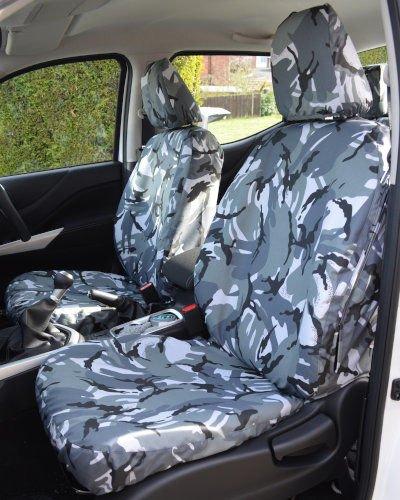 Nissn Navara NP300 Seat Covers