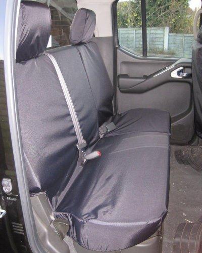 Nissan Navara Back Seat Covers