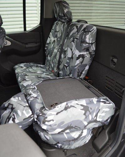 Nissan Navara Tailored Seat Covers