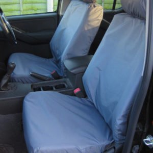 Nissan Navara D40 Seat Covers – Tailored (2005-2016)