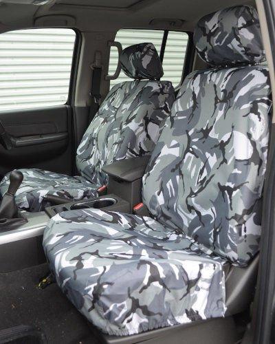 Nissan Navara D40 Waterproof Seat Covers