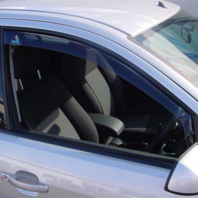 Nissan Navara Side Window Deflectors