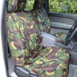 Ford Ranger Seat Covers – Tailored (2006 to 2012)