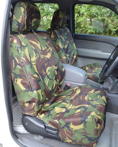 Seat Covers Ford Ranger Camo 2006-2012