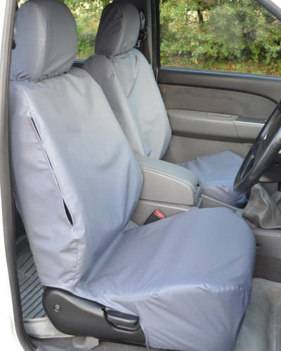 Seat Covers Ford Ranger Grey 2006-2012