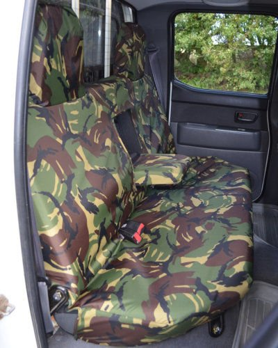Seat Covers Ford Ranger Rear Camo 2006-2012