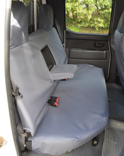 Seat Covers Ford Ranger Rear Grey 2006-2012