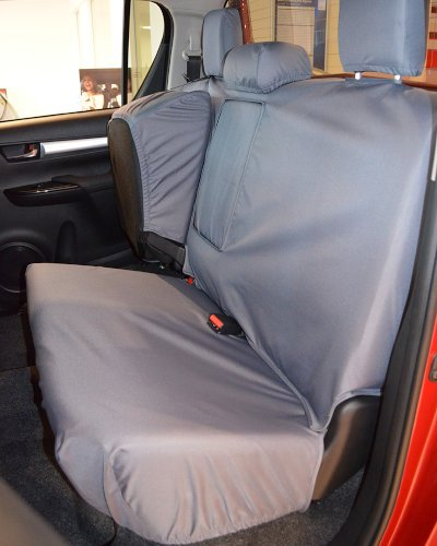 Toyota Hilux Rear Seat Covers