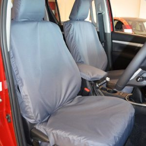 Toyota Hilux Seat Covers – Tailored (2016 to Present)