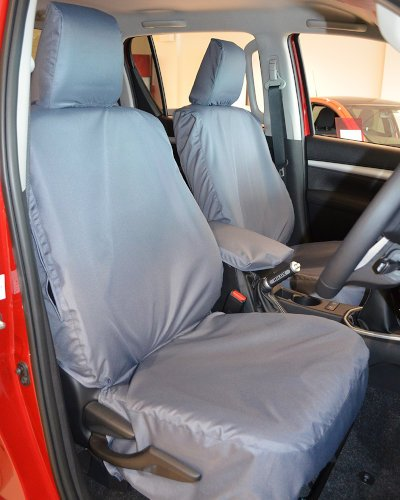 Toyota Hilux Seat Covers Mk8