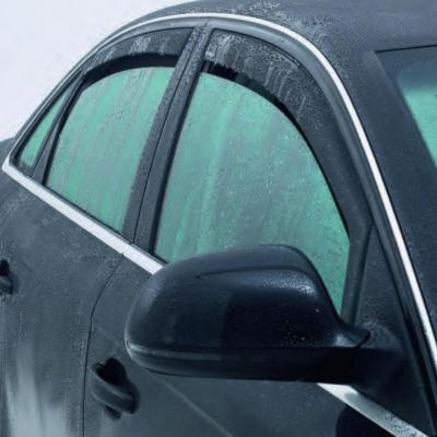 Toyota Hilux Wind Deflectors
