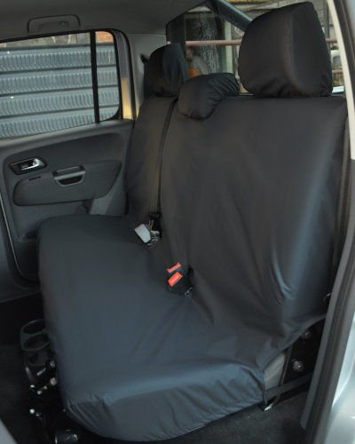 VW Amarok Back Seat Cover