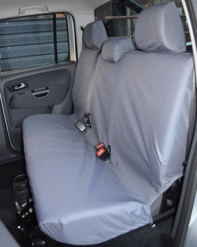 VW Amarok Rear Seat Cover