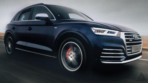 Audi Q5 Accessories