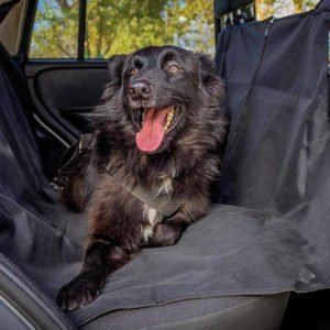 Rear Seat Cover for Dogs – Centre Zip (Pickups and SUVs)