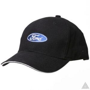 Ford Baseball Cap with Sandwich Peak
