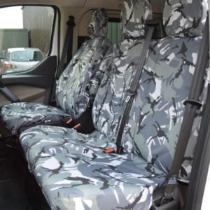 Ford Transit Custom Seat Covers – Front Double Set