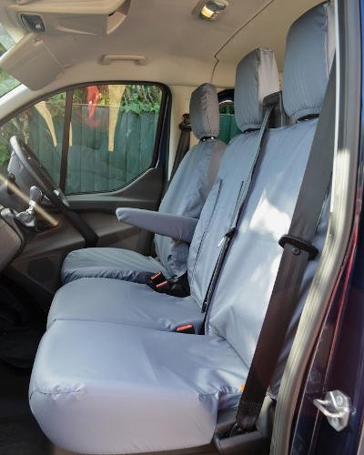 Ford Transit Custom Seat Covers - Waterproof