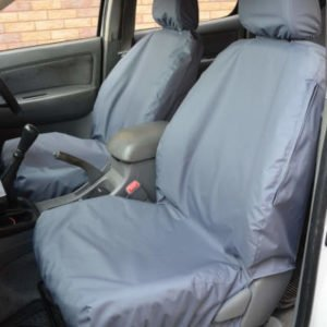 Toyota Hilux Seat Covers – Tailored (2005 to 2015)