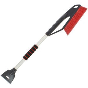 Ice Scraper and Snow Brush – Long Handle