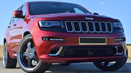 Jeep Grand Cherokee Accessories