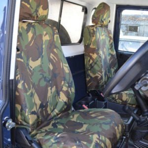 Land Rover Defender Seat Covers – Tailored (2007-2016)