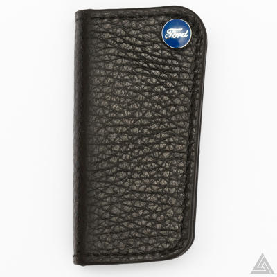 Leather Case for Ford Key