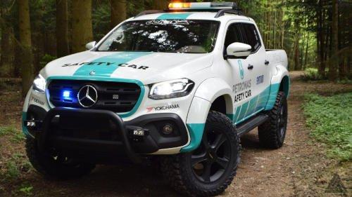 Mercedes-Benz X-Class Accessories