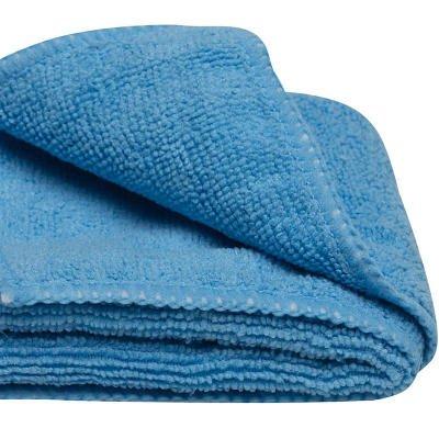 Blue Microfibre Cloth