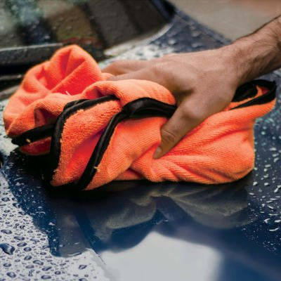 Microfibre Drying Towel for Pickup Truck