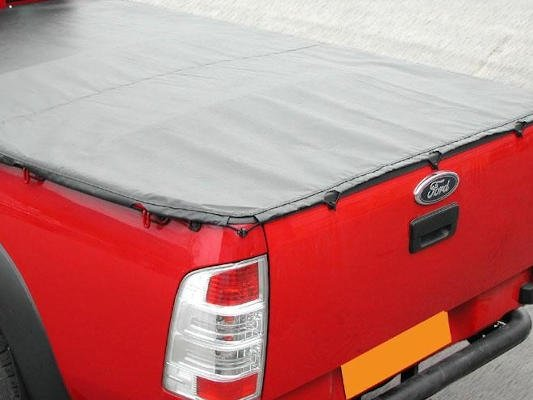 Soft Tonneau Cover for Ford Ranger Single Cab