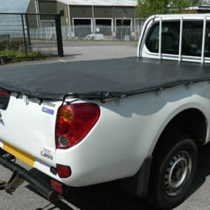 Mitsubishi L200 Soft Tonneau Cover – Single Cab