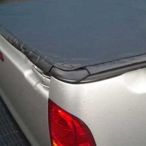 Toyota Hilux Soft Tonneau Cover – Single Cab